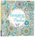 NLT Inspire Psalms Creative Journaling (Black Letter Edition) Paperback