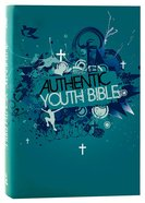 Erv Authentic Youth Bible Teal image