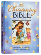 Christening Bible, The (Blue) image