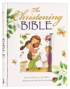 Christening Bible, The (White)