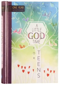 Product: One Year Devotional: Little God Time For Teens, A Image
