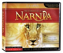 Album Image for The Chronicles of Narnia (19 Audio CDS) (Chronicles Of Narnia Audio Series) - DISC 1