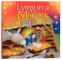 Product: Lying In A Manger Image