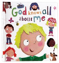 Product: God Knows All About Me (Revised) Image