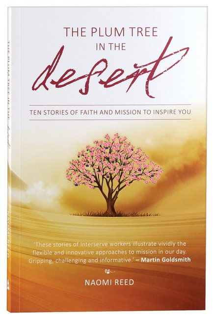 Product: Plum Tree In The Desert, The Image