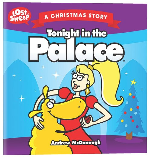 Product: Lost Sheep: Christmas: Tonight In The Palace Image