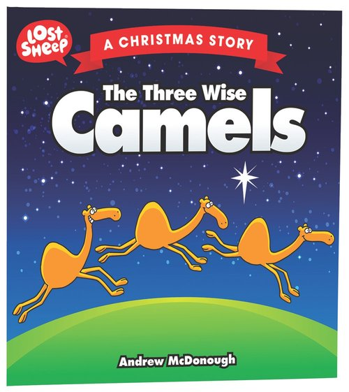 Product: Lsheep: Three Wise Camels, The Image
