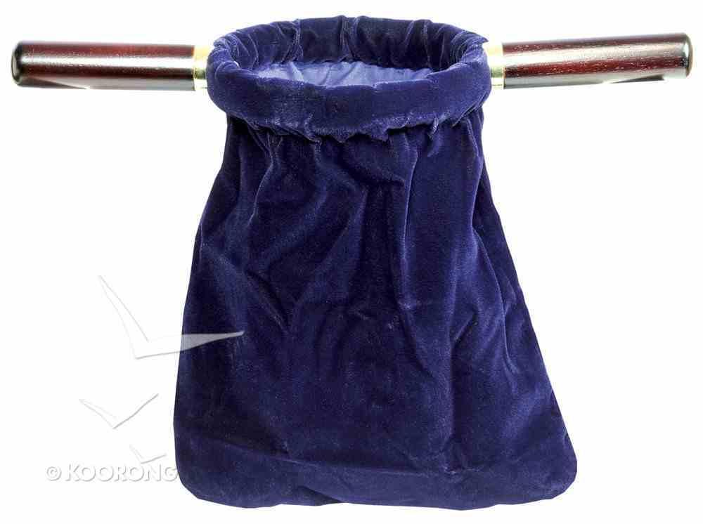 Offering Bag (Blue) Church Supplies