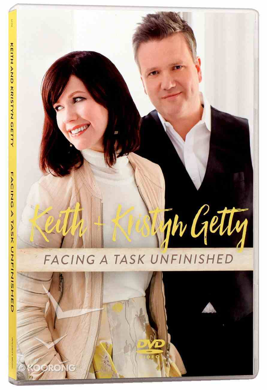 Facing a Task Unfinished (Live) DVD