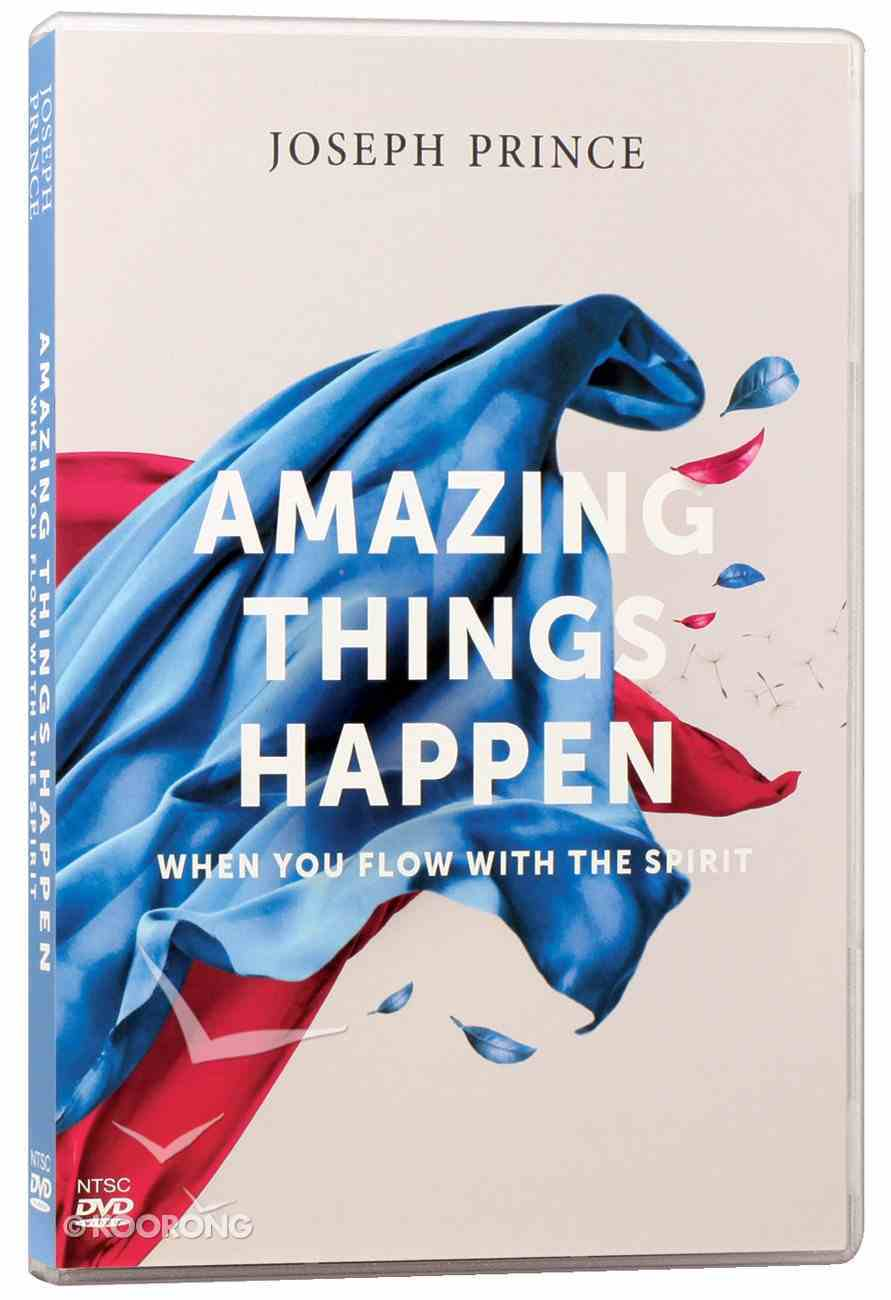 Amazing Things Happen When You Flow With the Spirit (3 Dvd Set) DVD