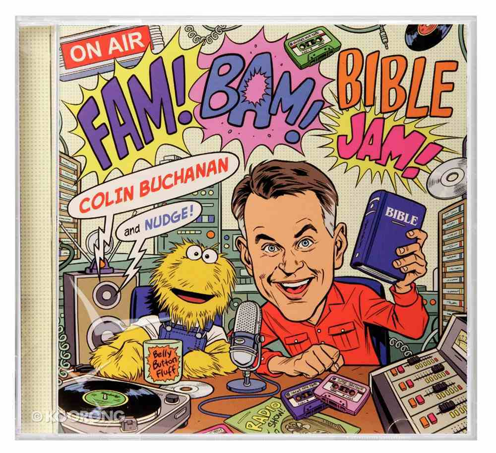 Fam Bam Bible Jam CD