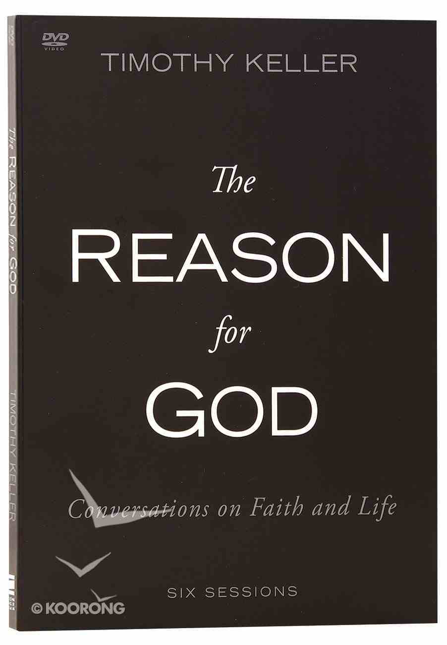 The Reason For God: Conversations on Faith and Life (Dvd) DVD