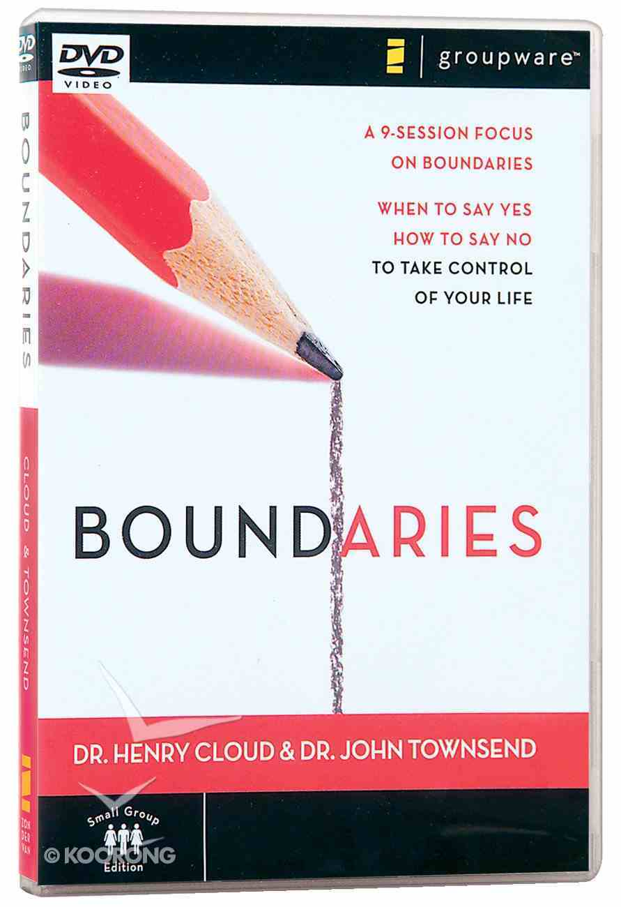 Boundaries DVD (Dvd-rom) Dvd-rom