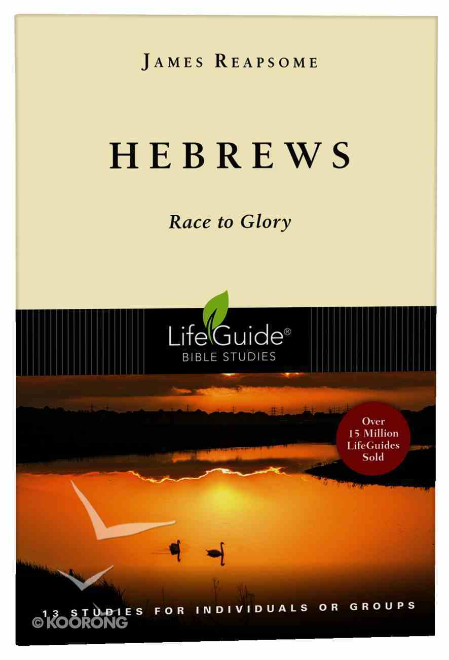 Hebrews (Lifeguide Bible Study Series) Paperback