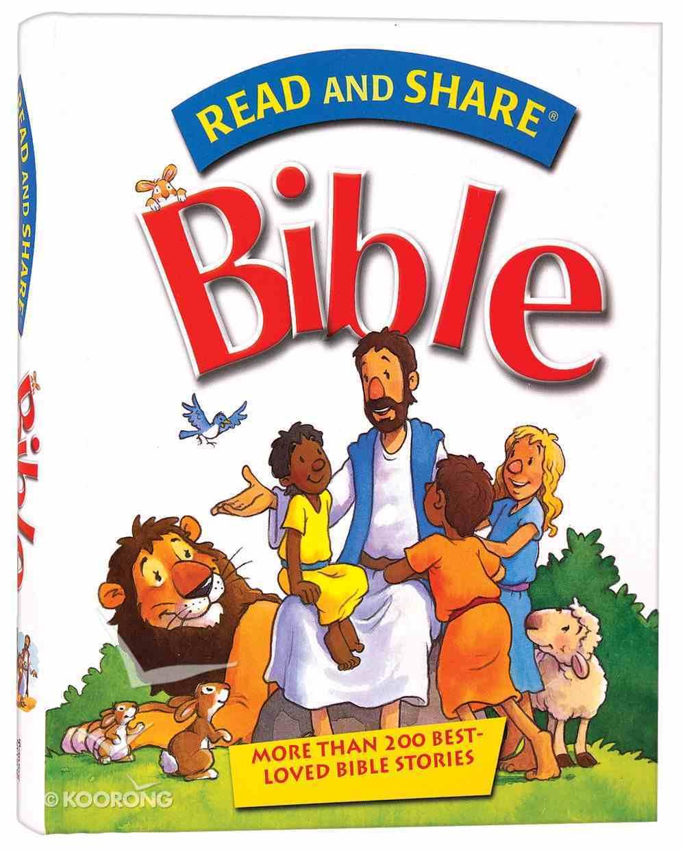 Bible (Read And Share Series) Hardback