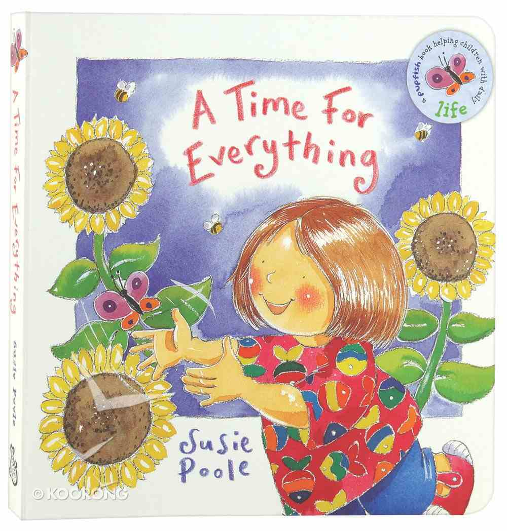 Pupfish: A Time For Everything Board Book