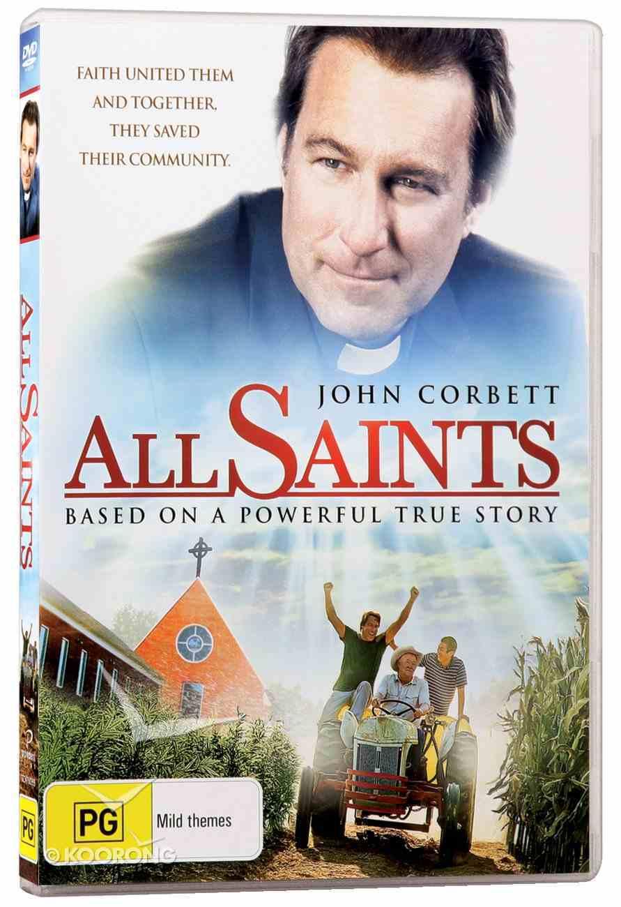 All Saints Movie DVD