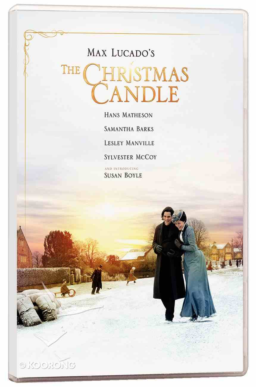 The Christmas Candle DVD