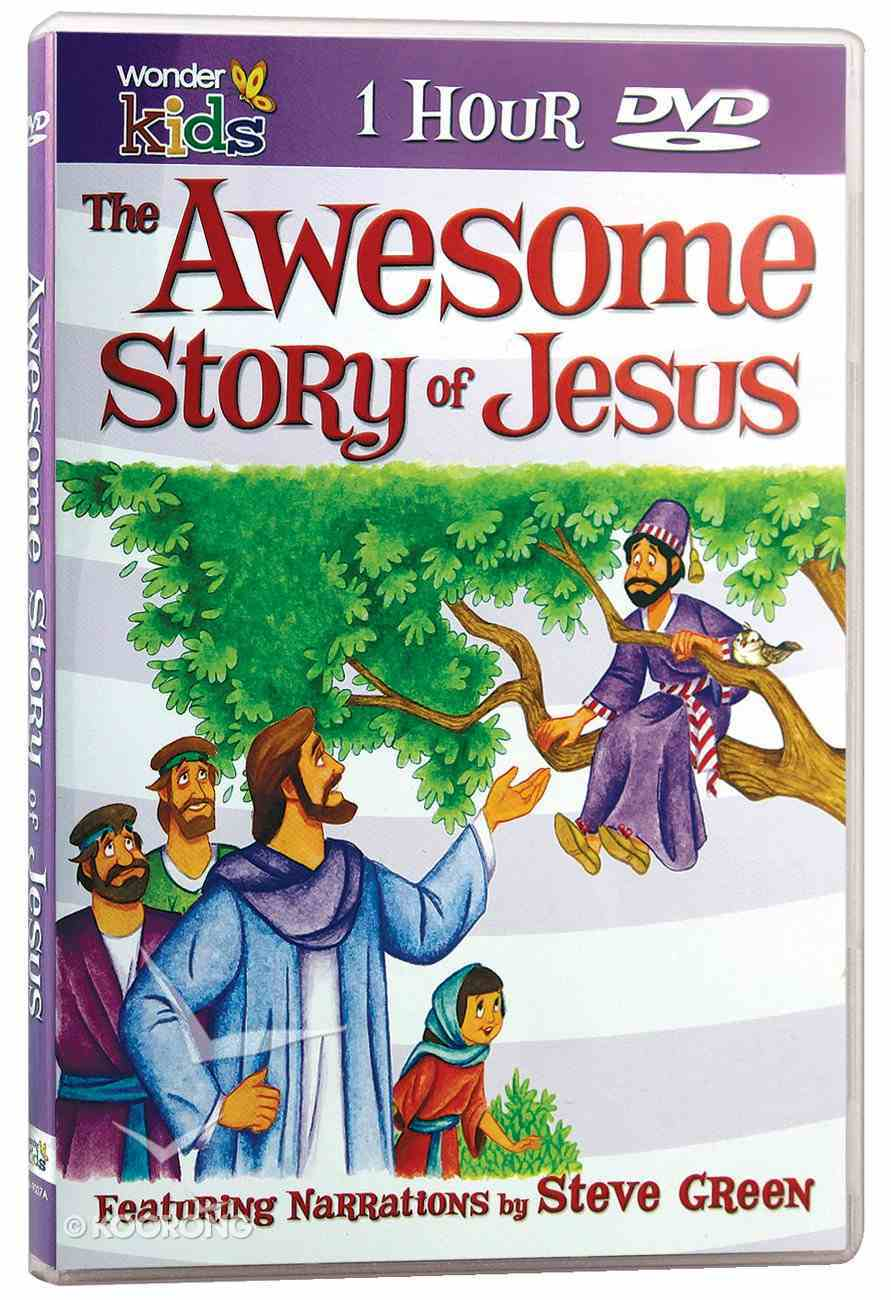 The Awesome Story of Jesus DVD