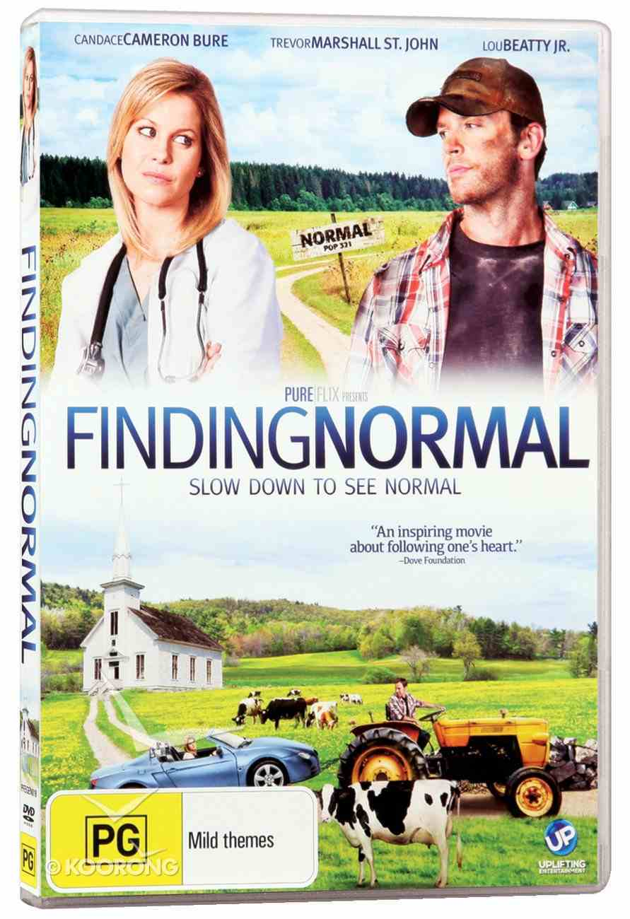 Finding Normal DVD