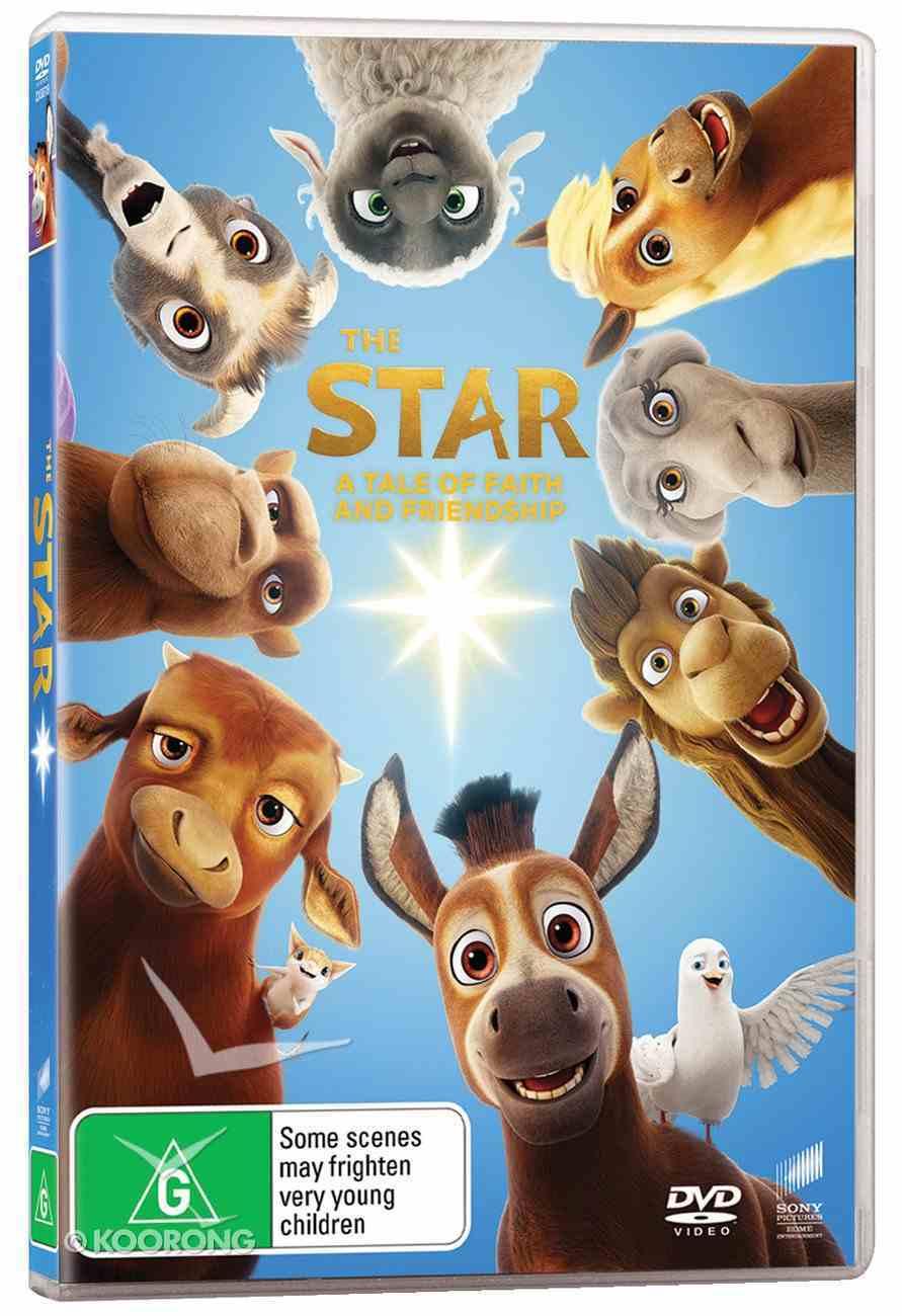 The Star Movie DVD