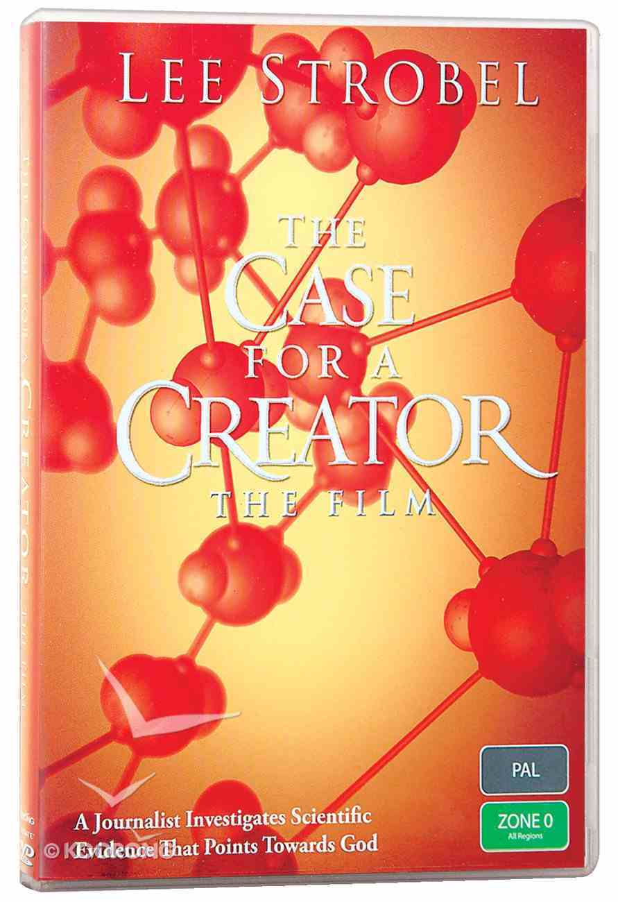 The Case For a Creator (The Film) DVD