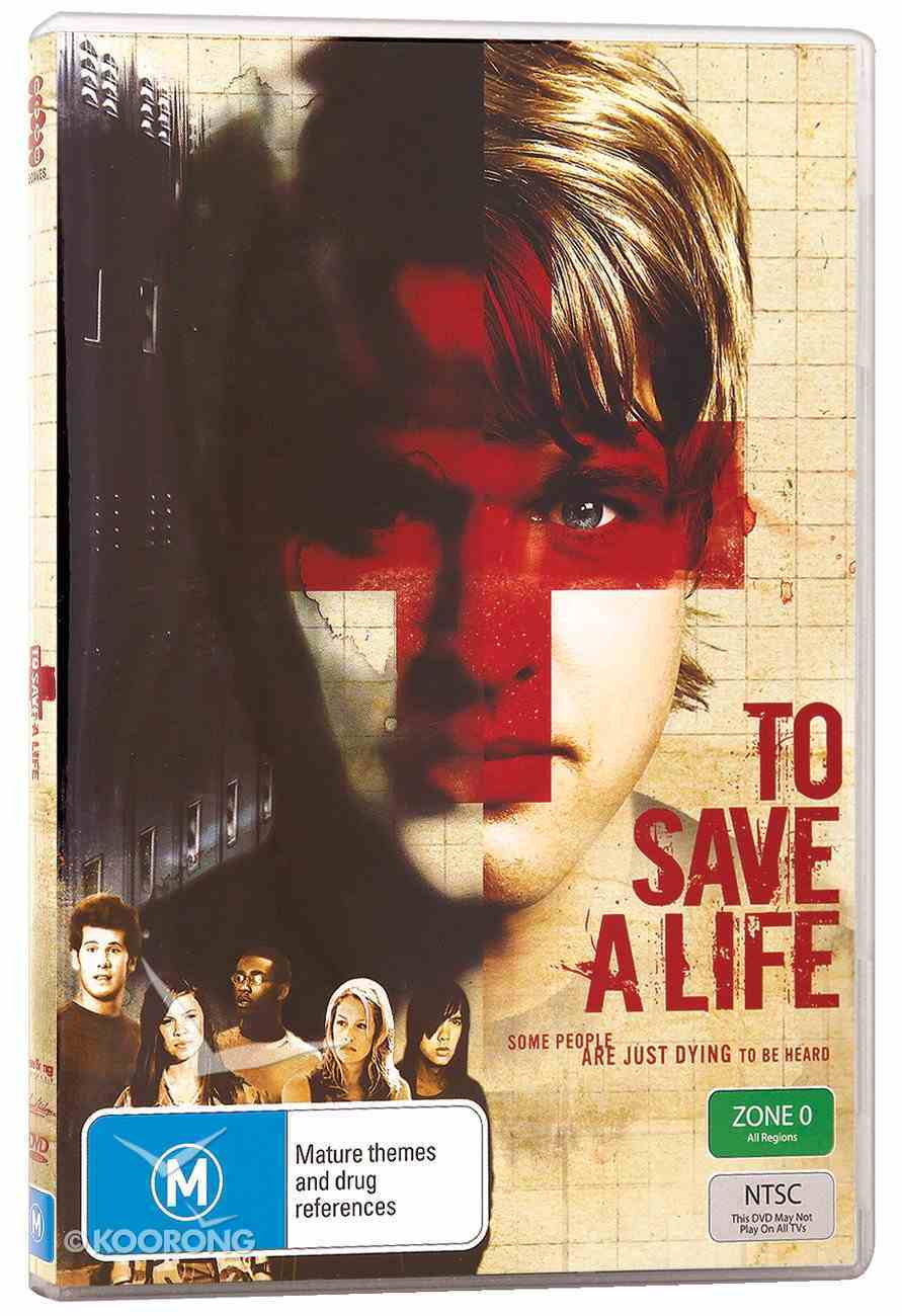 To Save a Life (To Save A Life Series) DVD