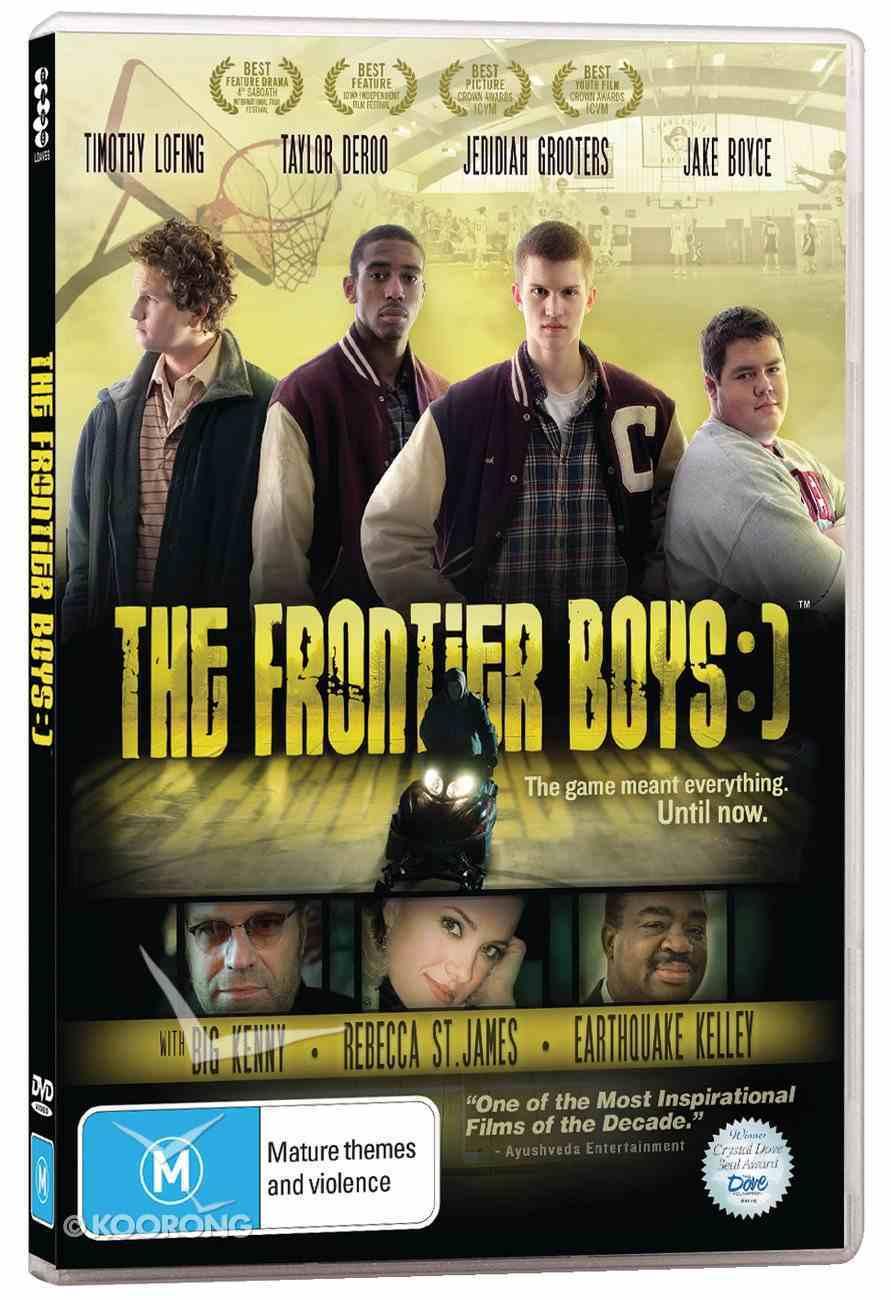 The Frontier Boys DVD