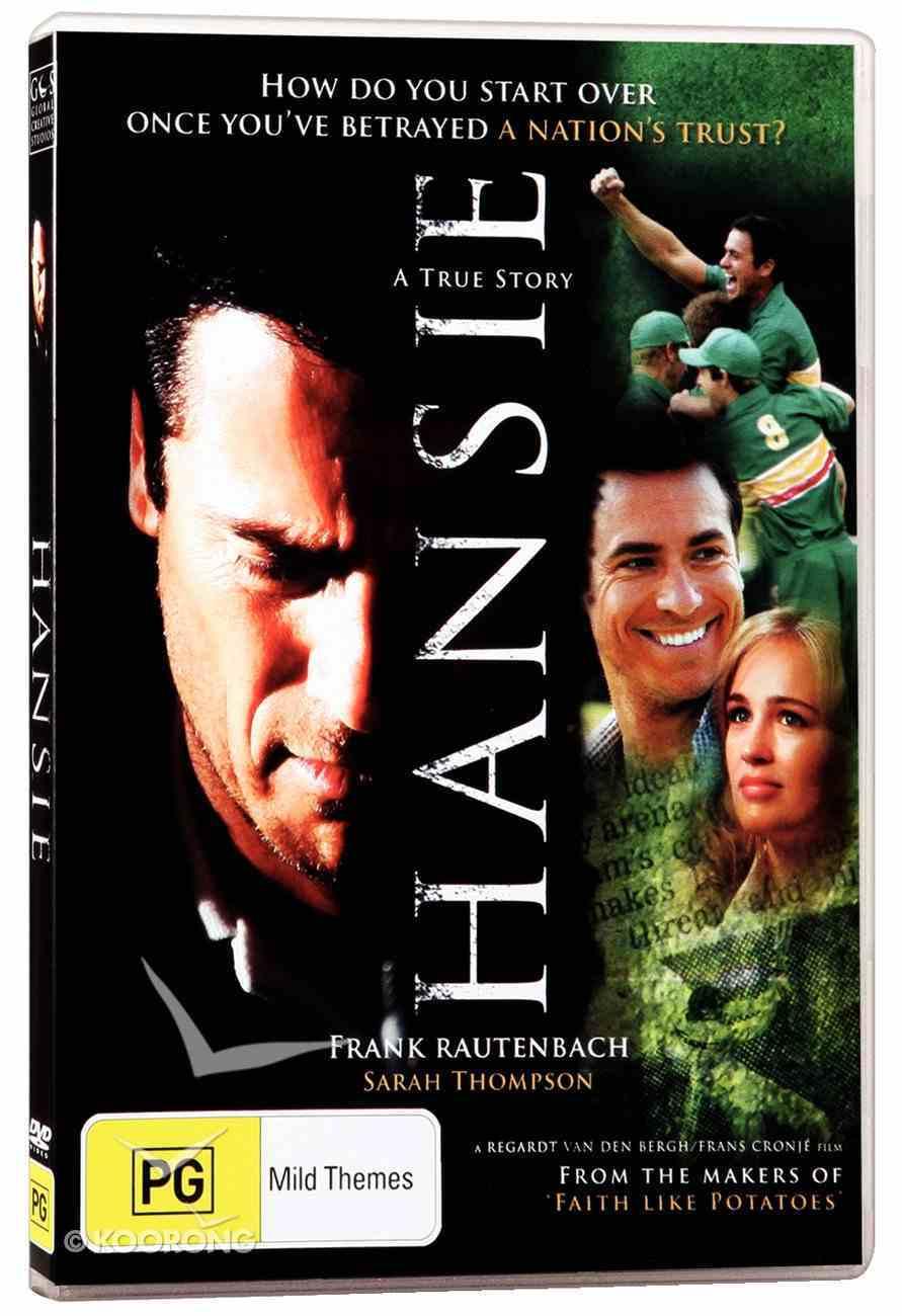 Hansie: True Story Single DVD DVD
