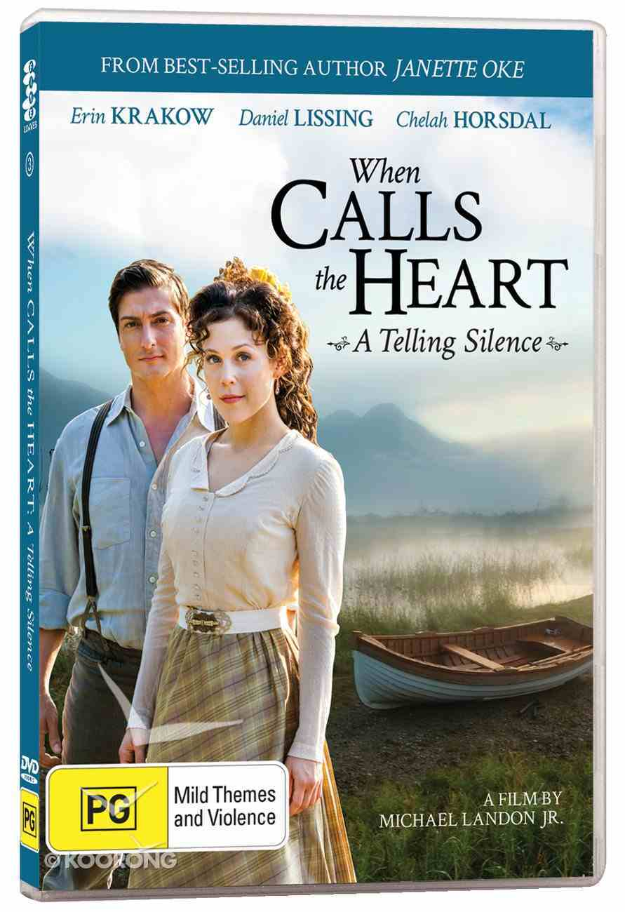 A Telling Silence (#03 in When Calls The Heart Dvd Series) DVD