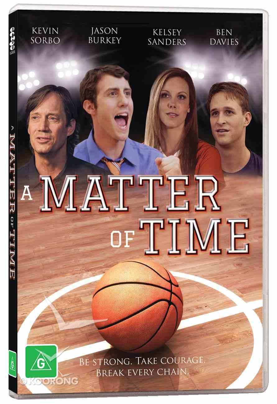 A Matter of Time DVD
