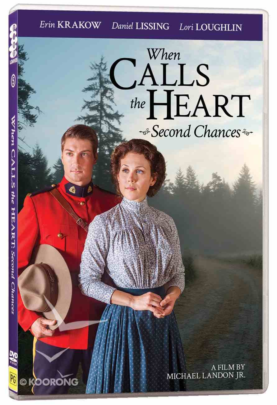 Second Chances (#05 in When Calls The Heart Dvd Series) DVD