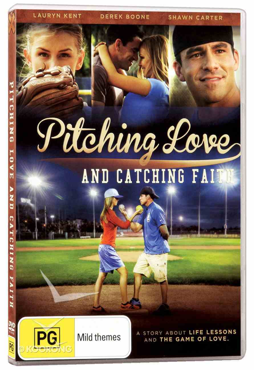 Pitching Love & Catching Faith DVD