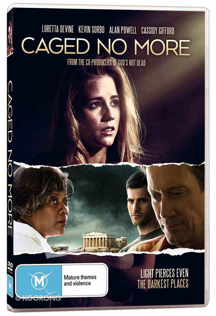 Caged No More DVD