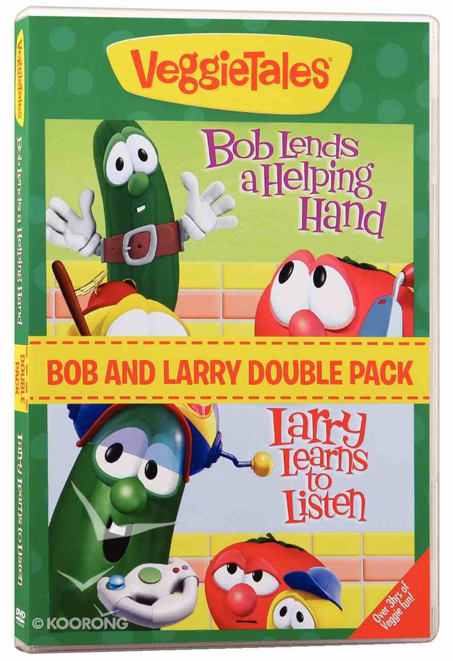 Veggie Tales Double: Bob and Larry Pack (2 Dvd) DVD