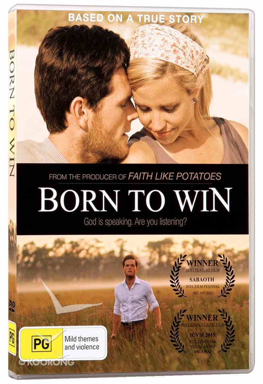 Born to Win DVD