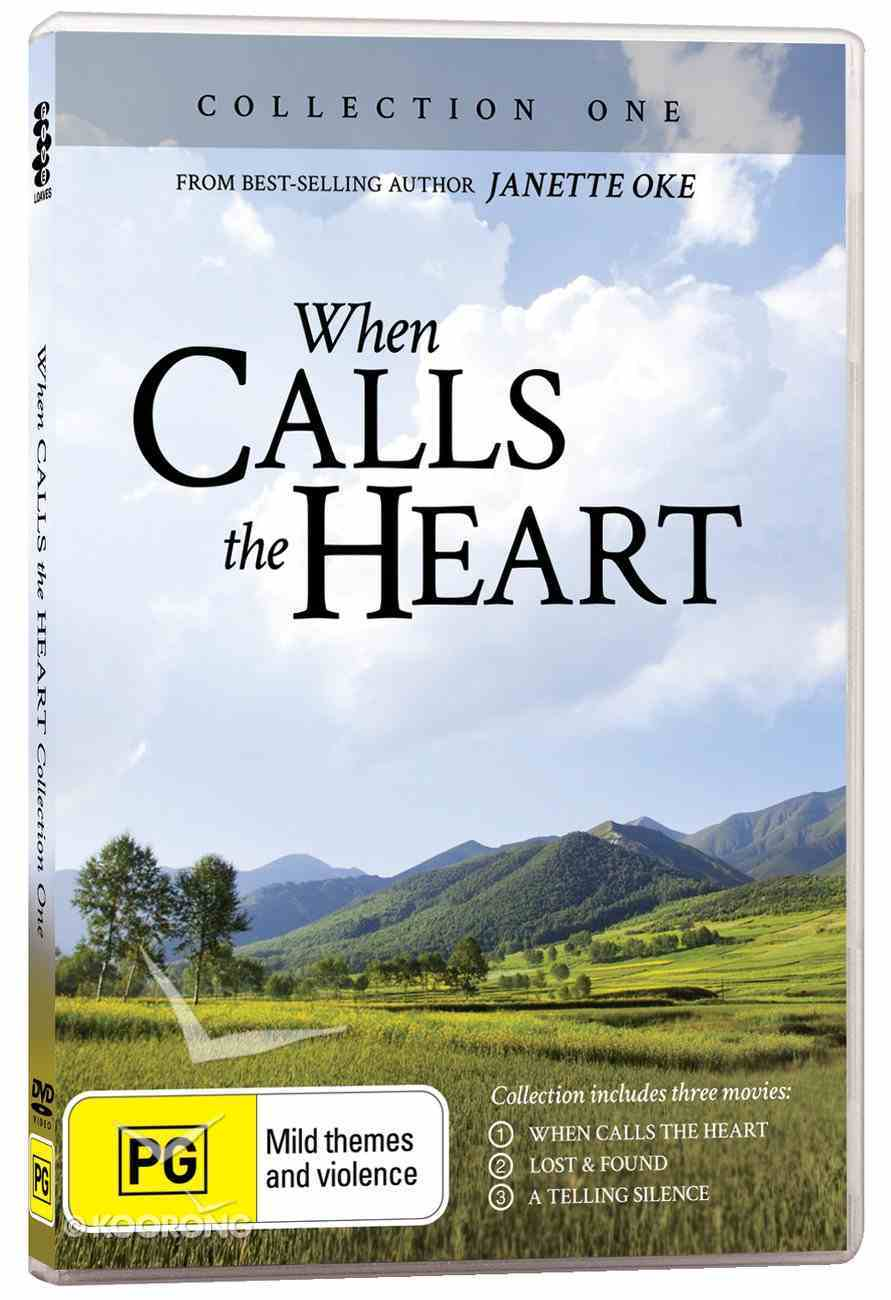 When Calls the Heart Collection #01 (3 Dvds) DVD