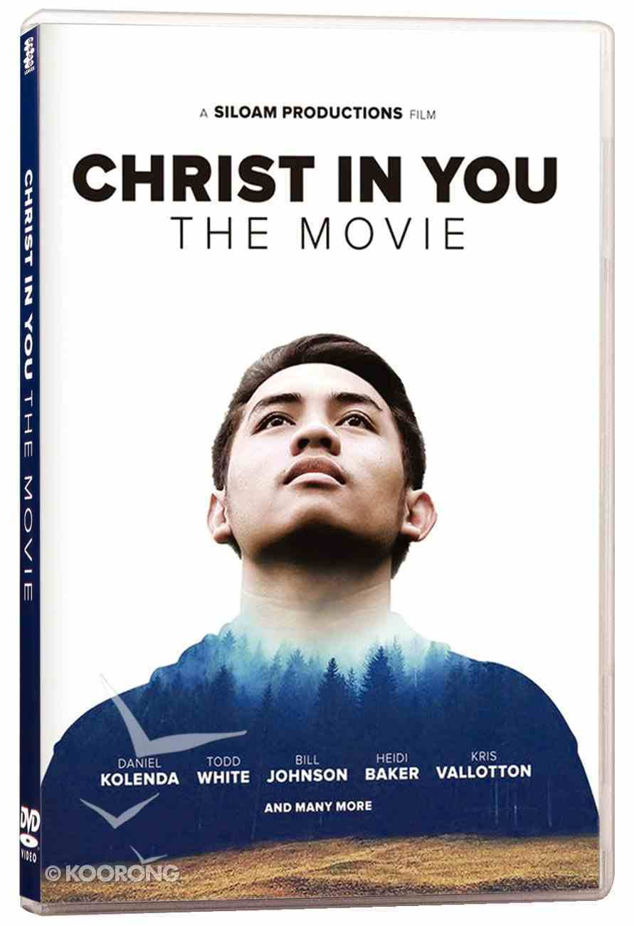 Christ in You: The Movie DVD