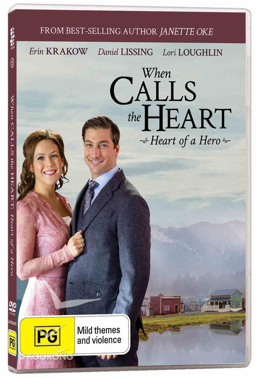 When Calls the Heart #15: Heart of a Hero DVD
