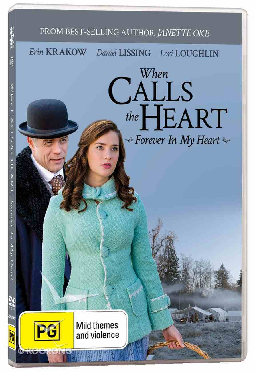 When Calls the Heart #16: Forever in My Heart DVD