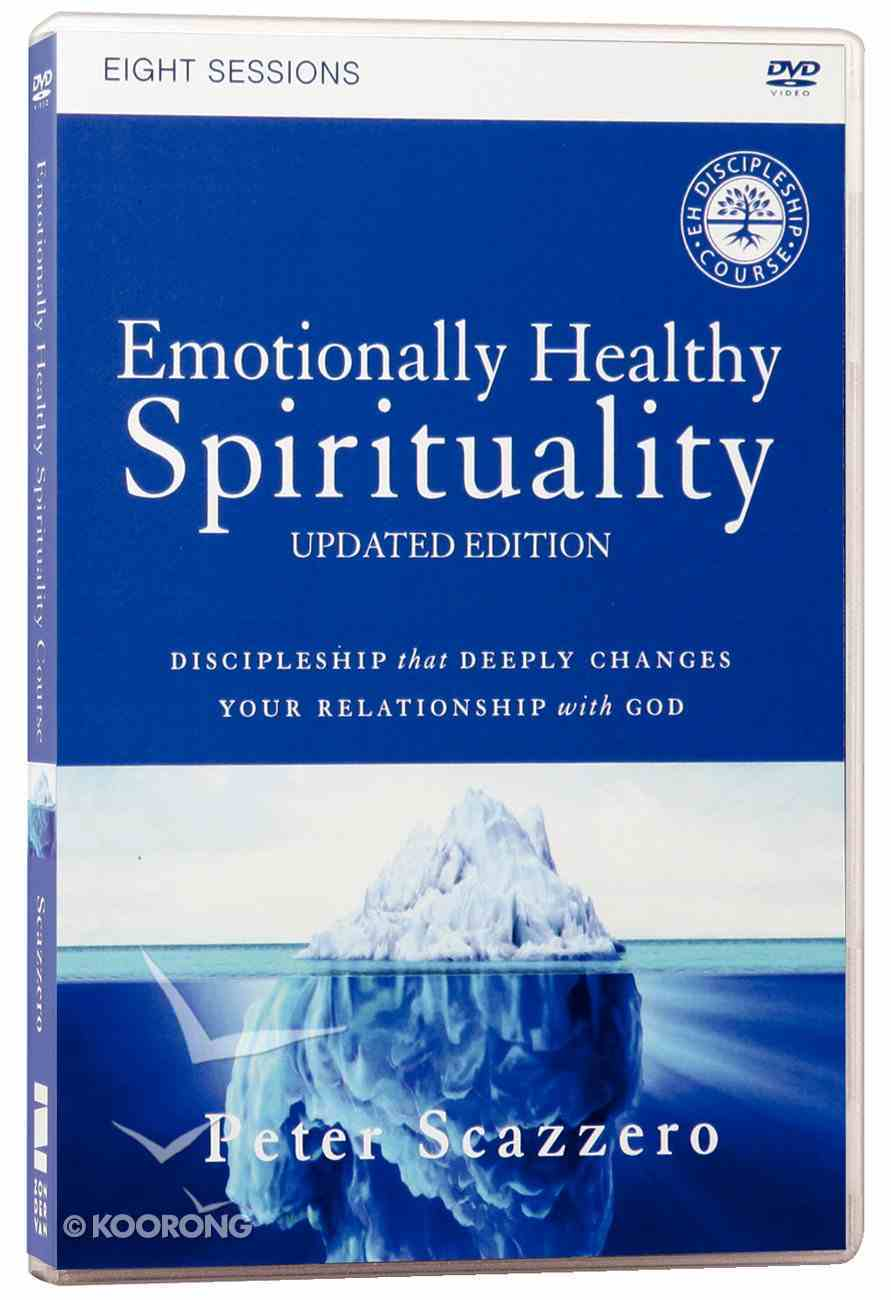 Emotionally Healthy Spirituality Course Updated Edition (A Dvd Study) DVD