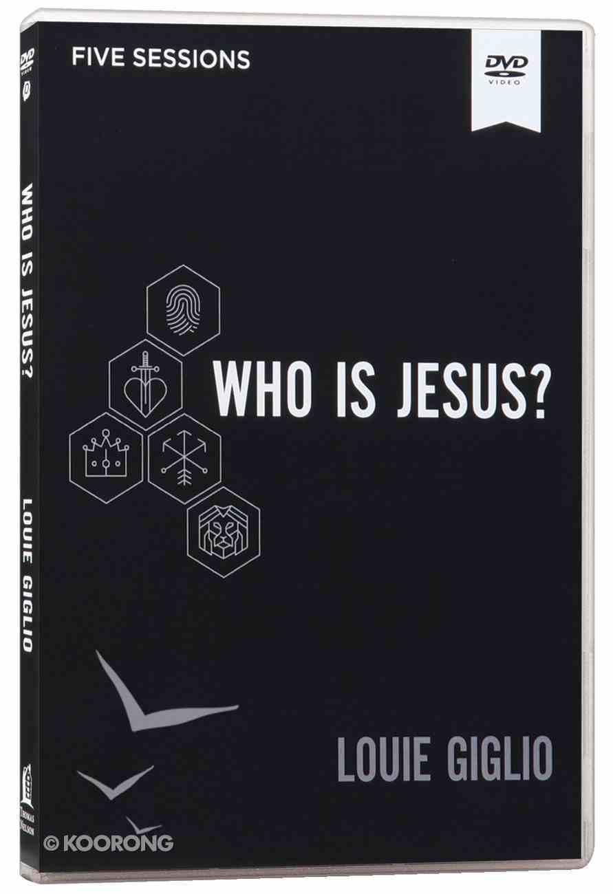 Who is Jesus? (Dvd Study) DVD