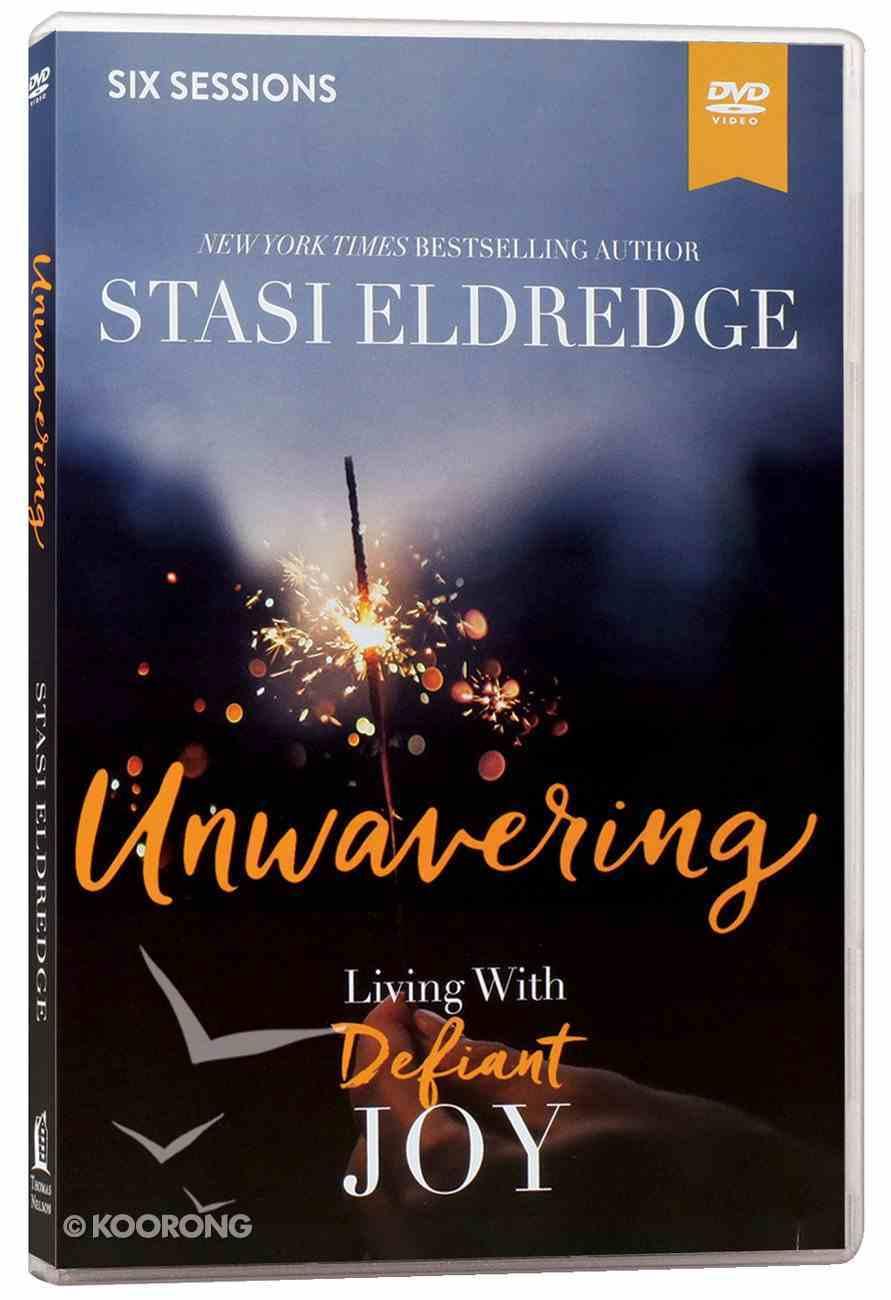 Unwavering: Living in Defiant Joy (Video Study) DVD