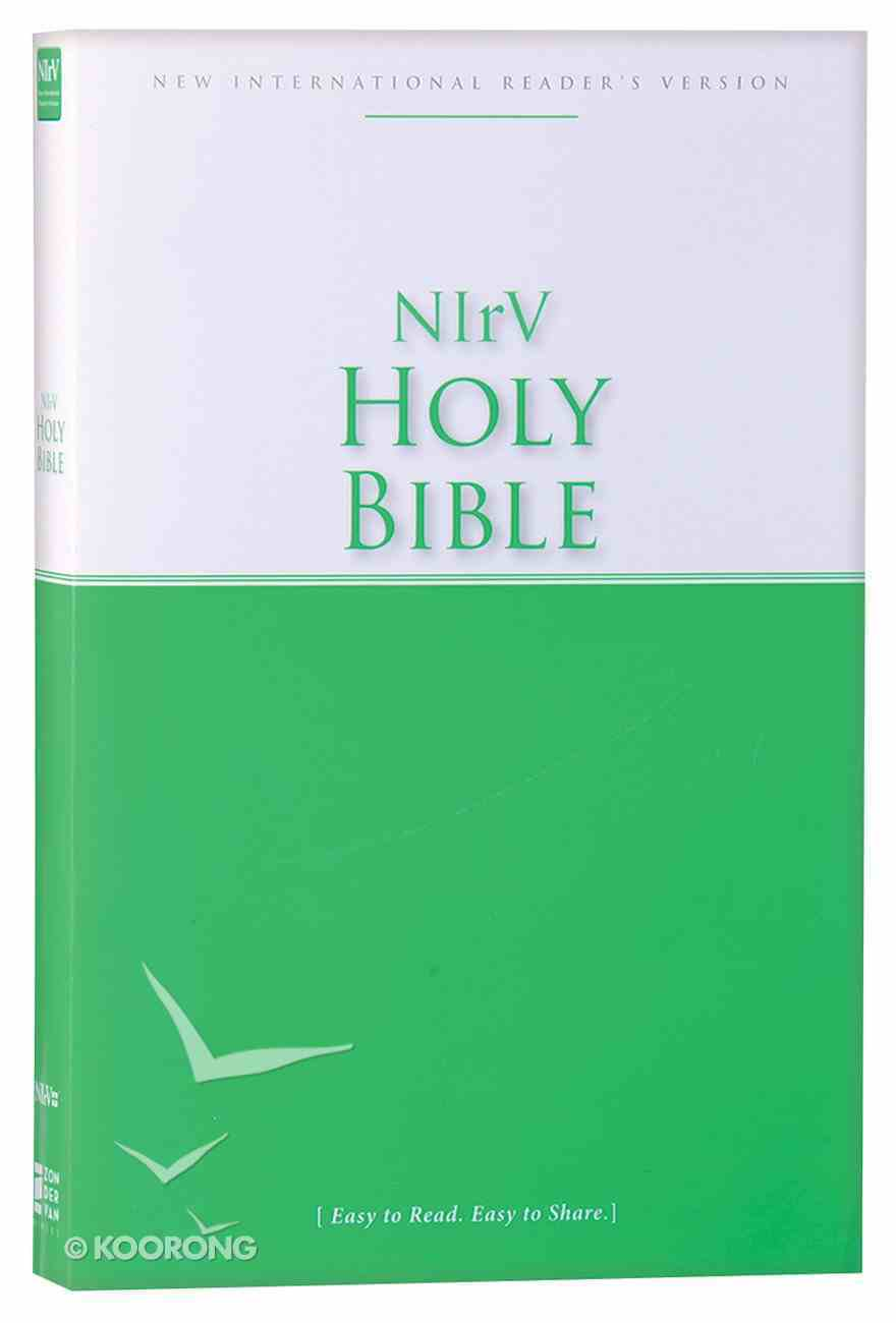 NIRV Economy Outreach Bible (Black Letter Edition) Paperback