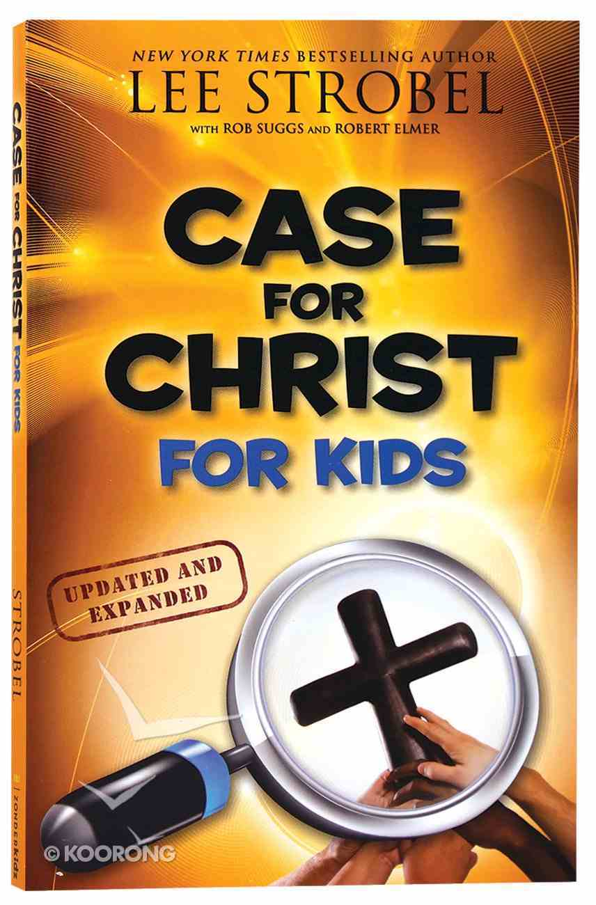 Case For Christ For Kids Paperback