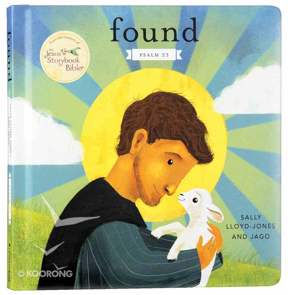 Found: Psalm 23 Board Book