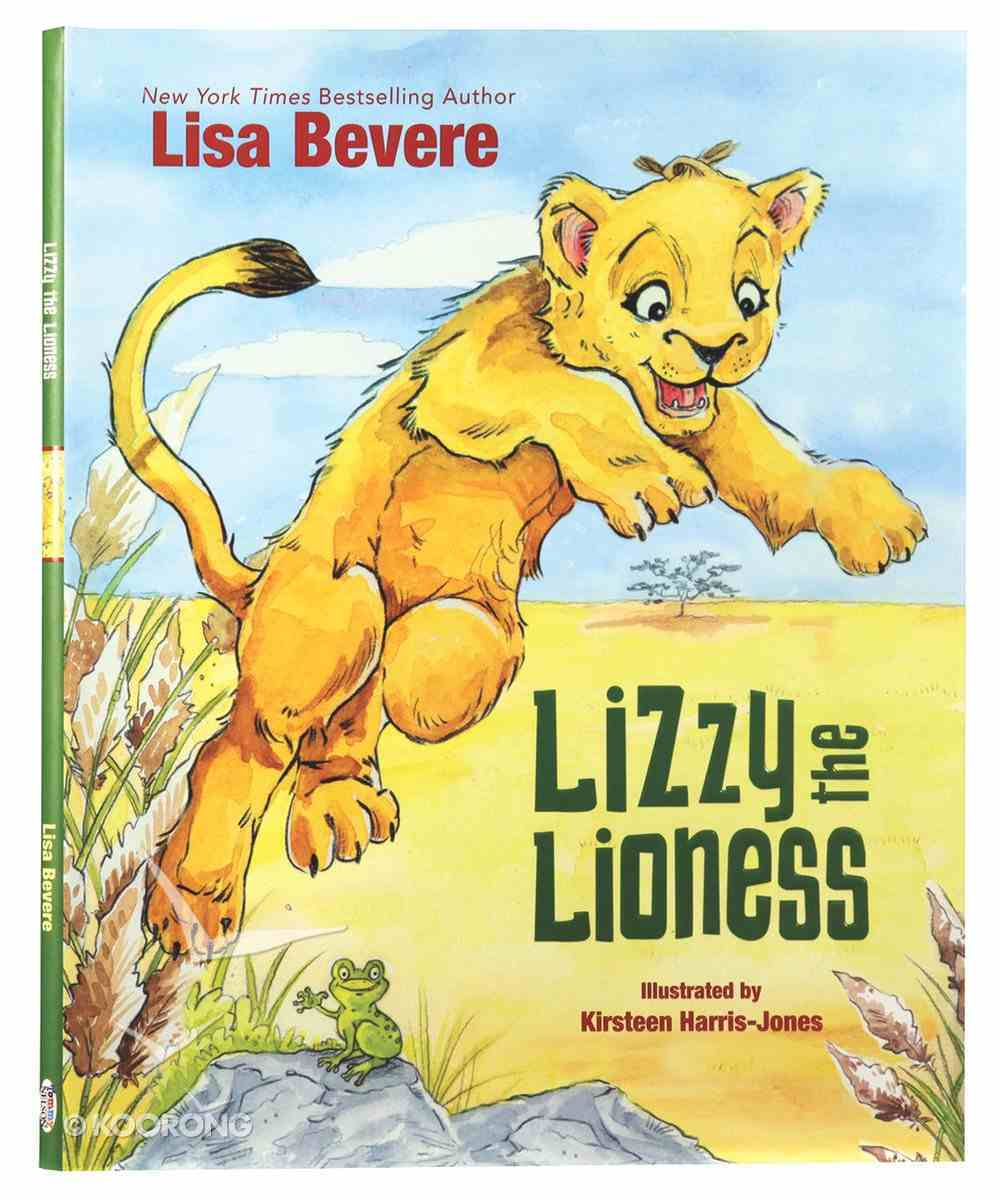 Lizzy the Lioness Hardback