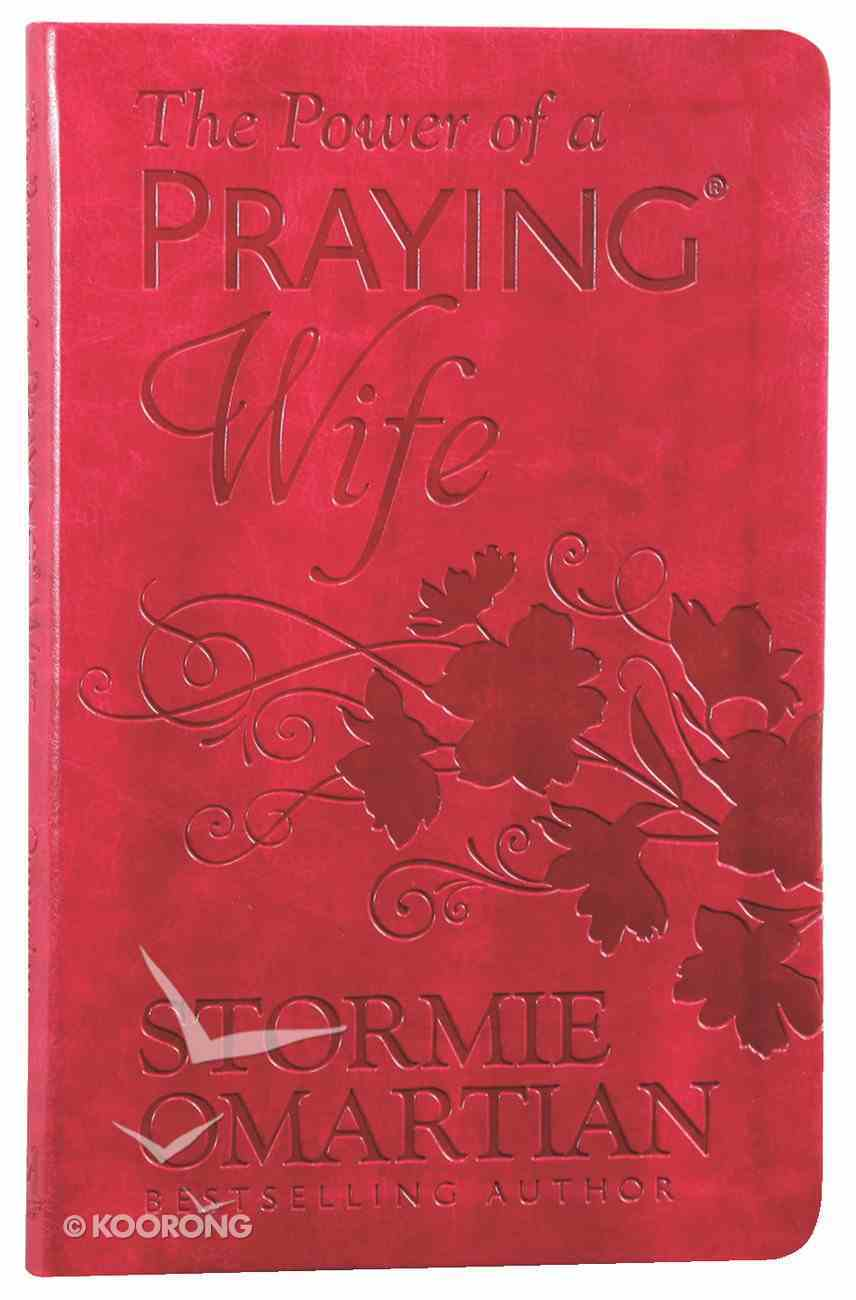 The Power of a Praying Wife Imitation Leather