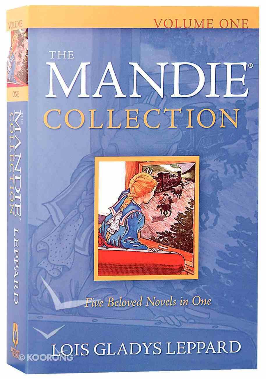 (#01 in Mandie Series) Paperback