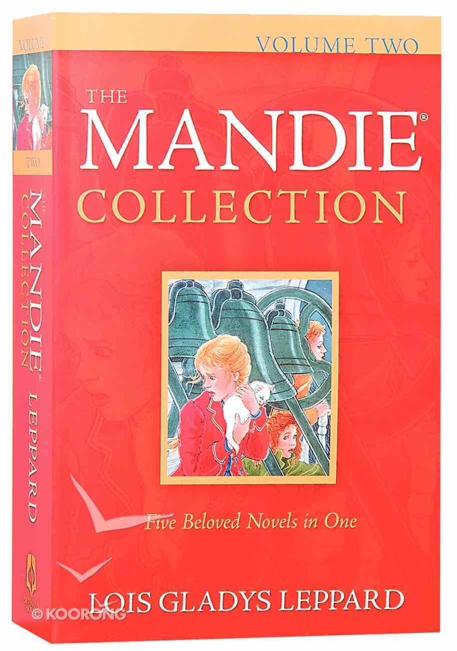 (#02 in Mandie Series) Paperback